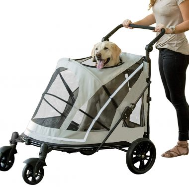 Pet Gear NO-Zip Large Breed Stroller
