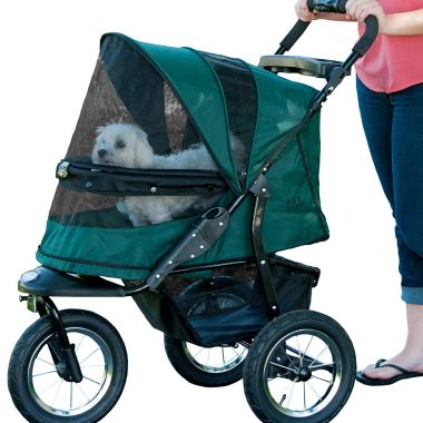 Pet Gear No-Zip Jogger Pet Stroller for Dogs