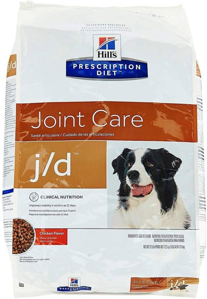 dog bag food